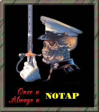 NOTAP Squad Patch